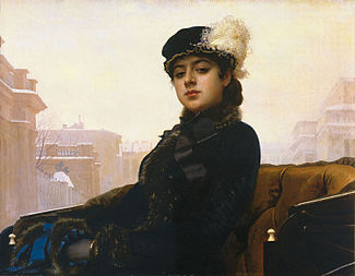 325px Kramskoy Portrait of a Woman